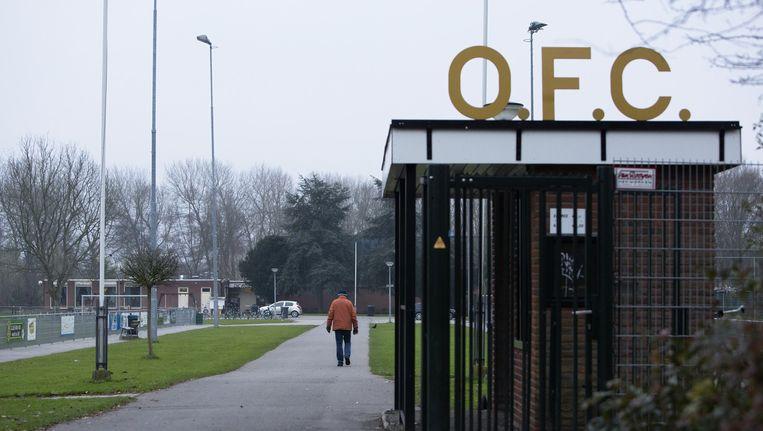 De verdenkingen zorgen voor onrust bij OFC, maar de club wilde nog niet reageren Beeld Elmer van der Marel