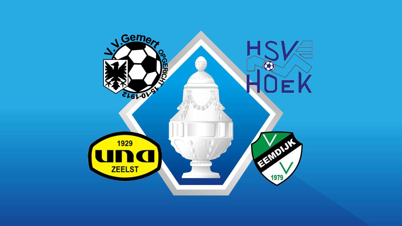 Gemert - Hoek en UNA - Eemdijk