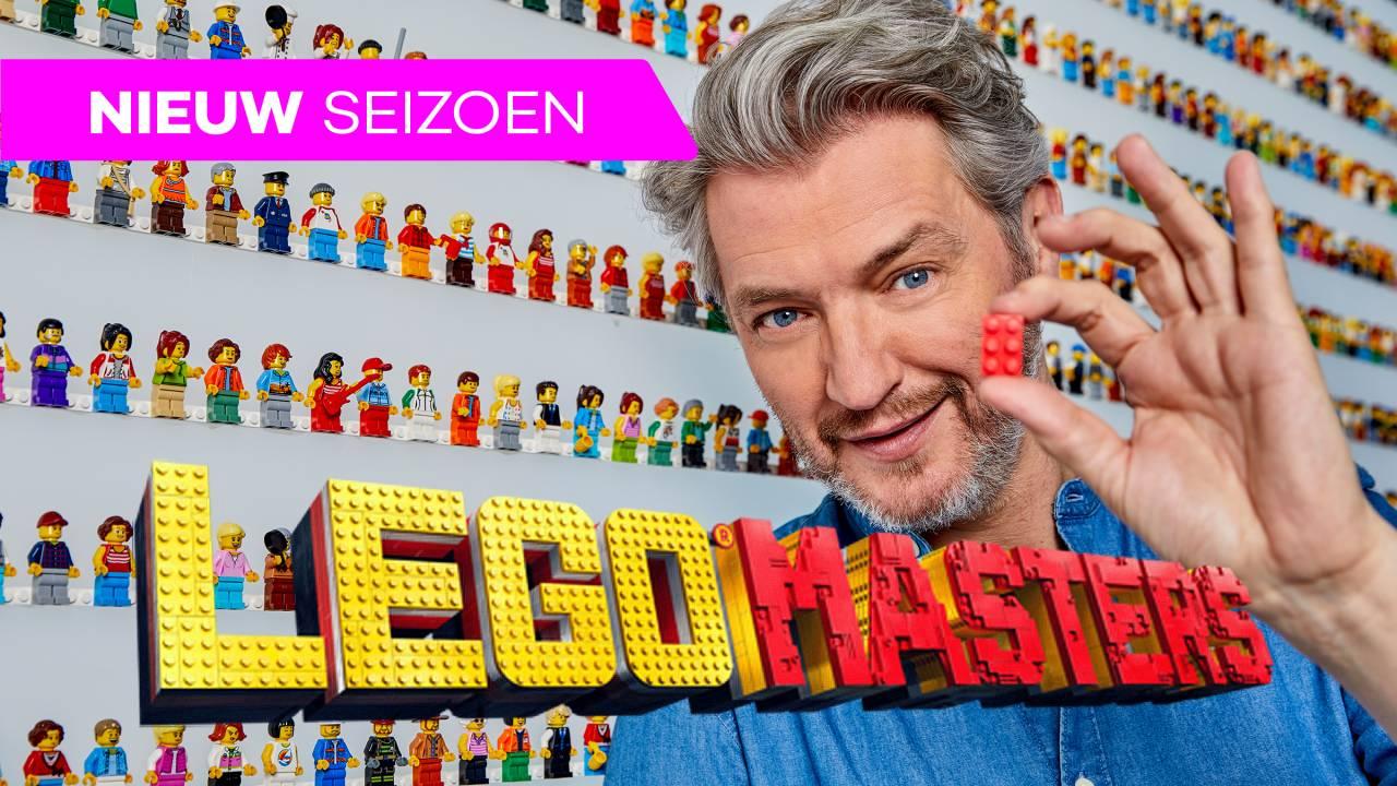 Schrijf je in voor een nieuw seizoen van LEGO Masters
