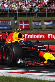 Vettel wint Grand Prix van Hongarije, Verstappen opnieuw vijfde