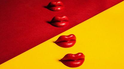 Getest: hoe kissproof zijn deze rode lipsticks?