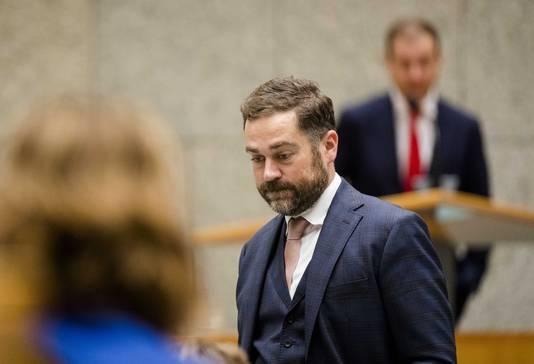 Voor zijn plan kreeg Klaas Dijkhoff (VVD) de handen niet op elkaar.