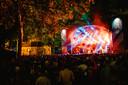 Impressie van het Valkhof Festival.