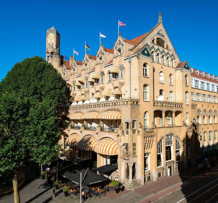Hotel American aan het Leidseplein Beeld Eden Hotels