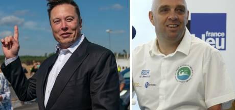 """Elon Musk va-t-il envoyer Philippe Croizon dans l'espace? """"Un jour, nous vous ferons voler à bord de Starship"""""""