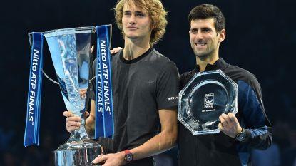 Vijf steden kandidaat voor organisatie ATP Finals vanaf 2021