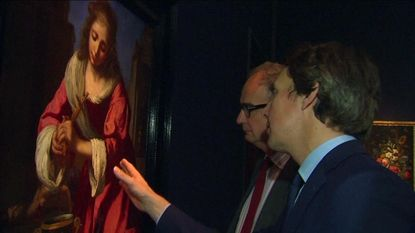 7,8 miljoen betaald voor 'vals' schilderij