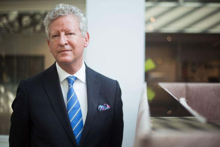 """Pieter De Crem: """"De fusie van Aalter met Knesselare was mijn kind. Ik wil dan ook graag de opvoeding ervan op mij nemen."""""""