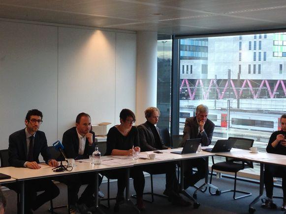 Het Leuvense stadsbestuur omschrijft zichzelf als een investeringscollege.