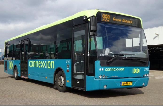 Een bus van Connexxion