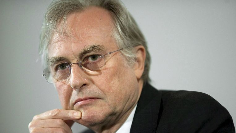 Richard Dawkins. Beeld epa