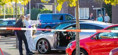 Beschoten Audi duikt op bij verkoopsite met de kogelgaten er nog in