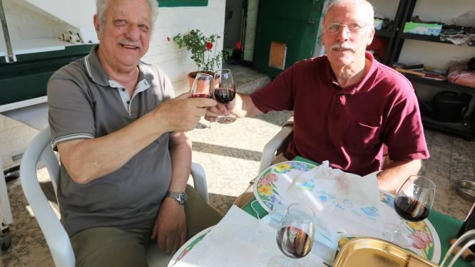 """Hobbywijnboer Wim (85) klinkt op afscheid van Domein Vogelzang: """"Gek verklaard toen ik wijngaard in moeras aanplantte, maar het resultaat mag er zijn"""""""