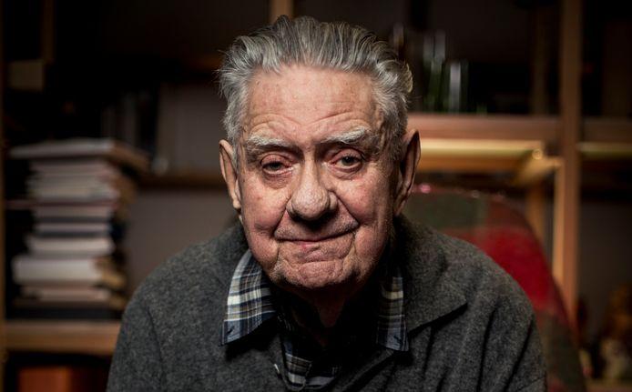 Fons Verplaetse werd 90 jaar oud.