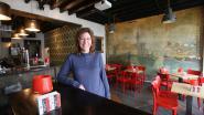 Lynn Verhaeghe neemt afscheid van café De Crayon