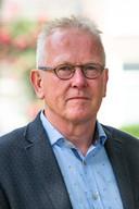 Wethouder Ted van der Loo.
