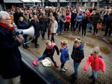 Boze ouders, maar ook begrip voor actievoerende juffen en meesters in Gorinchem en omstreken