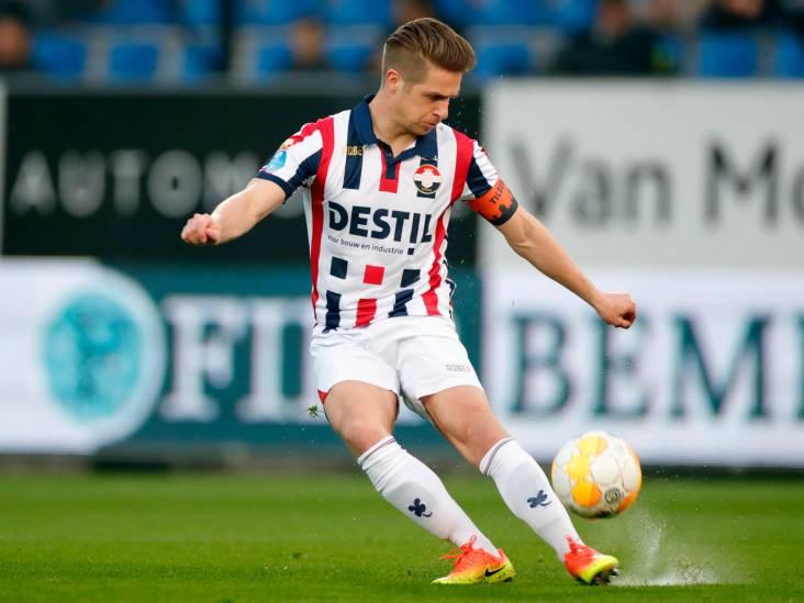 Peters tempert optimisme rondom Willem II: 'Mensen denken dat wij wel even van PSV winnen'