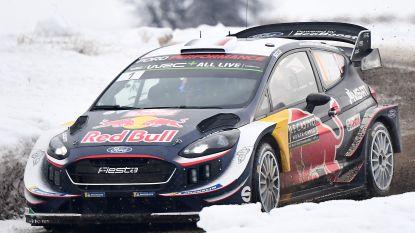 """Sneeuw zorgt voor chaos in Rally van Monte Carlo: """"Verschrikkelijke omstandigheden"""""""