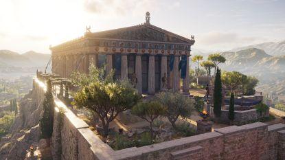 Oude Griekenland schittert in 'Assassin's Creed: Odyssey'