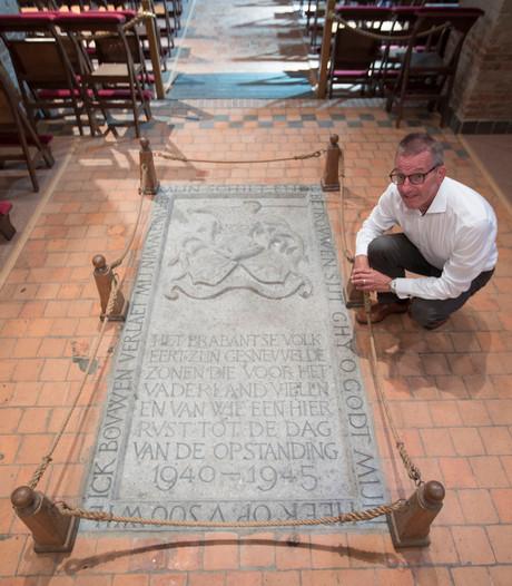 Consul zorgt al 17 jaar voor 'zijn' oorlogsgraven