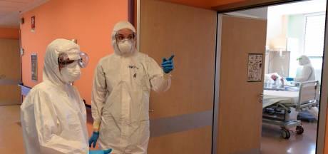 Plus de 760 décès et plus de 4.500 contaminations en 24 heures en Italie