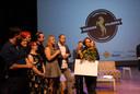 Team Rosebud onder leiding van regisseur Jan van Ooijen won zowel het felbegeerde Paradepaardje als de Publieksprijs