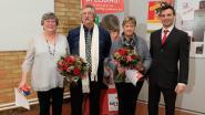 Rode Kruis reikt eretekens uit aan vrijwilligers