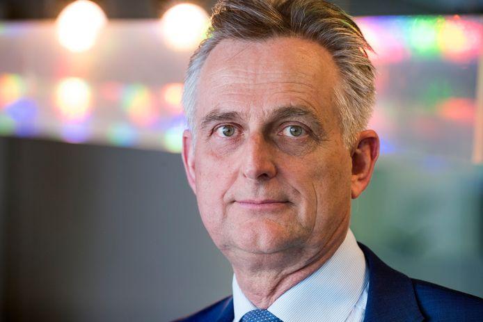 Rob Metz, destijds loco-burgemeester van Apeldoorn, zat op de dag van de aanslag in het rampenteam.