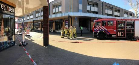 Ontruiming van deel winkelcentrum Flora in Deventer vanwege gaslek