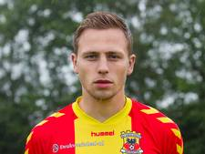 Schenk: Vorig jaar tegen Dongen scoorde ik voor het laatst