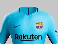 Barça presenteert uittenue voor komend seizoen