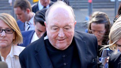 Australische aartsbisschop zet tijdelijk stap opzij na veroordeling