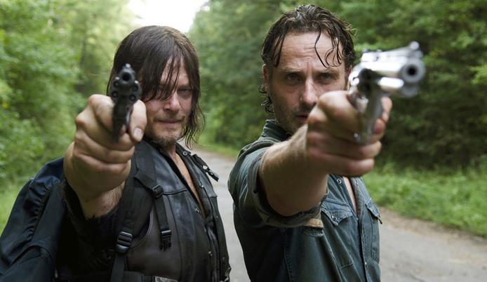 Op heroesdome wordt onder meer aandacht besteed aan de populaire serie 'The Walking Dead.