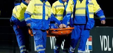 19-jarige Eindhoven-verdediger Janssen scheurt kruisband voor derde (!) keer