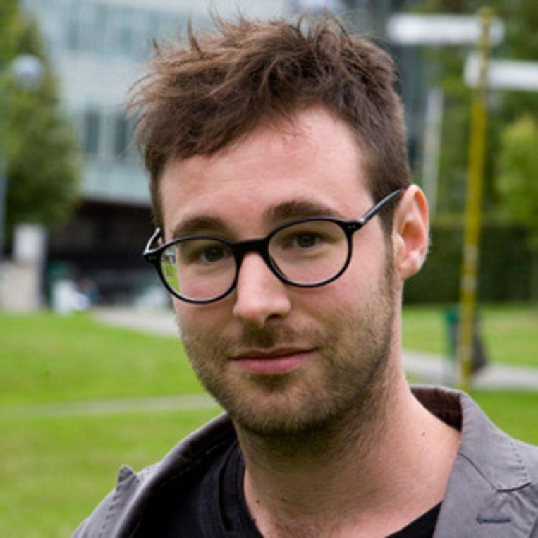 Kobe De Keere is Brusselaar en universitair docent cultuur- en stadssociologie aan de UvA. Beeld Rechtenvrij