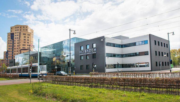 Acibadem kondigde vorig najaar aan een vestiging te gaan openen in Amsterdam. Beeld Acibadem