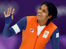 Anice Das stopt met schaatsen: 'Genoeg is genoeg'
