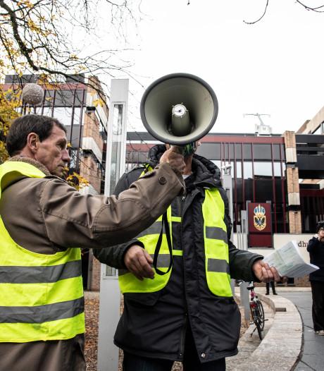 Gele Hesjes kondigen internationaal protest in Nijmegen aan