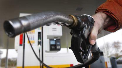 Omgekeerde wereld: Belg  tankt nu goedkoper in Nederland
