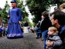 Oisterwijks reuzengilde wil ook Haarense reus, maar wil Haaren dat ook?