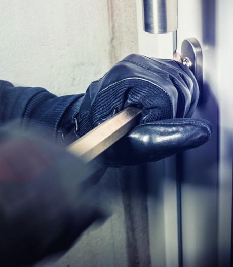 Veel schade bij inbraakpoging in centrum van Nijkerk