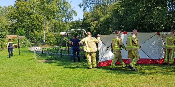 In speeltuin gedode man 32-jarige uit Assen