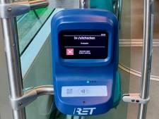 Weer storing met kaartlezers bij RET: te veel geld afgeschreven bij busreizigers