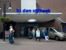 'Medikamente Die Grenze' verkast in Oldenzaal van Vijfhoek naar Driehoek