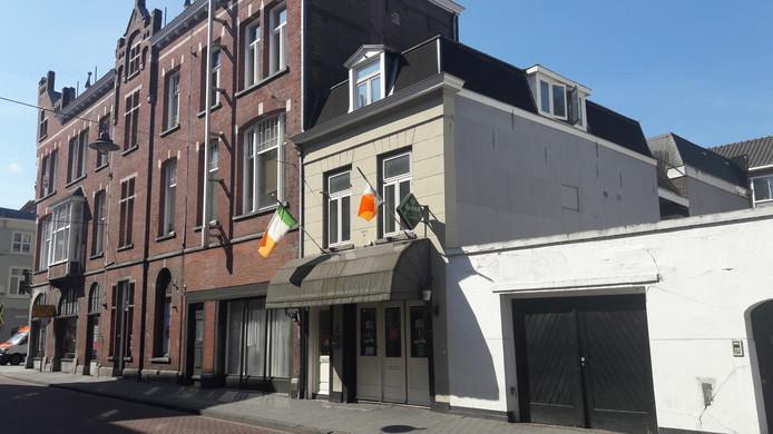 Zoë's Irish Pub in de Sint-Josephstraat