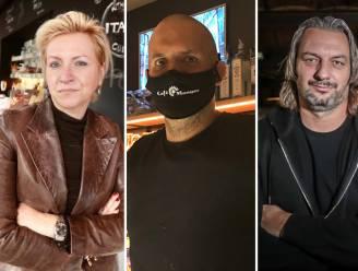 """Twintig horeca-uitbaters over verplichte sluiting: """"Politici en virologen niet meer welkom"""""""