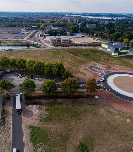 Beschikbare grond in Dillenburg Drunen raakt langzaamaan op