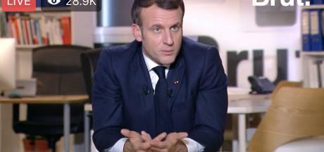 """Les propos de Macron sur les """"contrôles au faciès"""" ne passent pas auprès de la police"""
