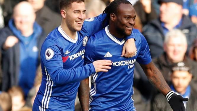 Meesterlijke goal Hazard helpt Chelsea aan 3-1 zege tegen Arsenal, titelstrijd beslist?